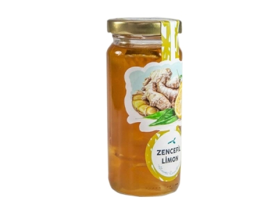 İmren Alaçatı & Sakızlım 300 Gr Zencefil Limon Reçeli