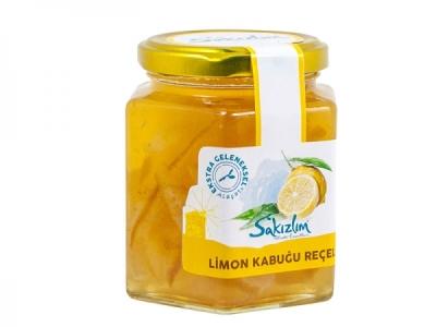 İmren Alaçatı & Sakızlım 350 Gr Limon Kabuğu Reçeli