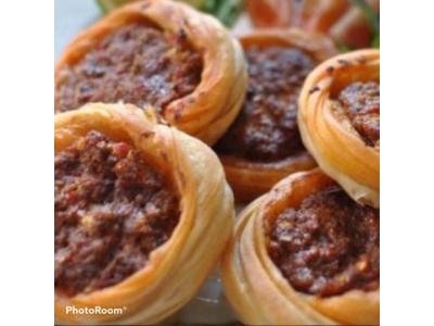 Antakya Lezzeti Kaytaz Böreği (5 Adet) (%100 Dana Eti)