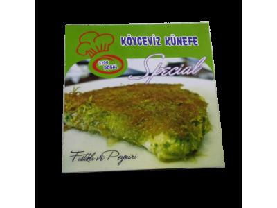 Köyceviz Peynirli Antep Fıstıklı Özel Künefe 50 Porsiyon
