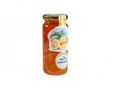 300 Gr Havuç Portakal Reçeli
