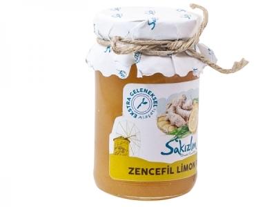 İmren Alaçatı & Sakızlım 120 Gr Zencefil Limon Reçeli