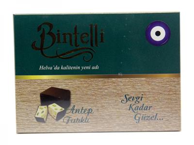 200 Gr Antep Fıstıklı Çikolatalı Çekme Helva