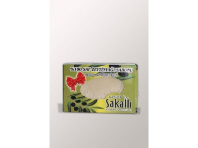 Naturel Zeytinyağı Sabunu 1 Kg (5 Adet)