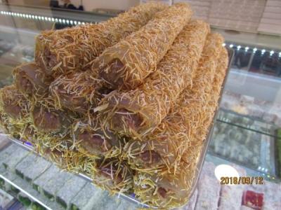 Fındık Ezmeli Kavrulmuş Kadayıflı Lokum 1kg