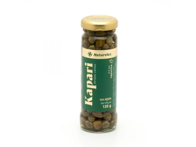 Doğal Kapari (capucine) - 120 G
