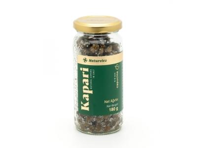 Deniz Tuzunda Doğal Kapari (capucine) - 180 G