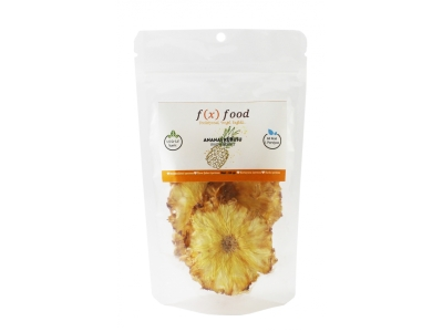 Fx Food Ananas Kurusu 20 Gr