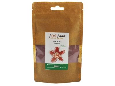 Fx Food Gül Tozu 100 Gr