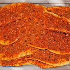 Antakya Lezzeti Katıklı / Biberli Ekmek (5 Adet)