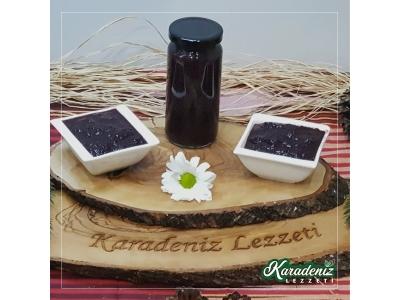 Yabanmersini (ligarba) Marmelatı (şekersiz) 350 Gr