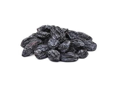 Çekirdeksiz Siyah Üzüm Kurusu (tam 1 Kg) İri Boy , Sapsız