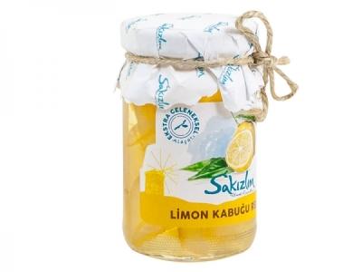 İmren Alaçatı 120 Gr Limon Kabuğu Reçeli