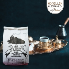 Adana'dan Gar Kahvesi (400 Gr) - Çifte Kavrulmuş Kurukahve