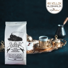 Adana'dan Gar Kahvesi (1000 Gr) - Çifte Kavrulmuş Kurukahve