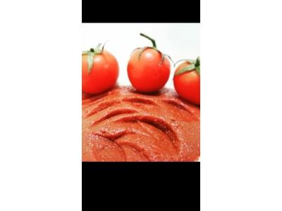 Acı Vetatlı Biber Salçası-domates Salçası 1kg