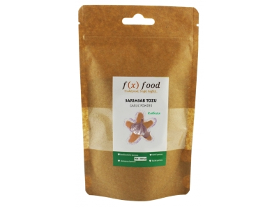 Fx Food Sarımsak Tozu 100 Gr