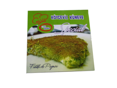 Köyceviz Peynirli Antep Fıstıklı Özel Künefe 10 Porsiyon