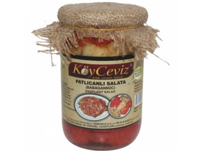 Köyceviz Patlıcan Salata Babagannuc 500 Gr
