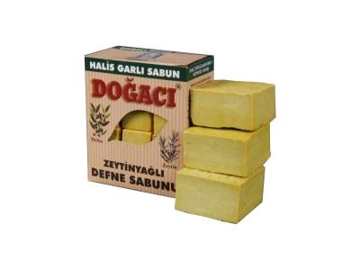 Doğacı Garlı Defne Sabunu (6 Adet)