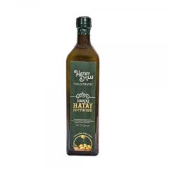 Zeytinyağı Naturel Sızma 1 L (cam Şişe)