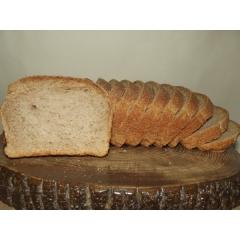 Ekşi Mayalı Tam Buğday Tost Ekmeği