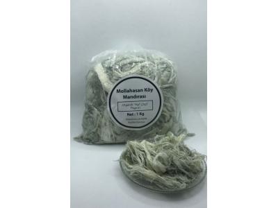 Mollahasan Köy Mandırası - Organik Göğermiş Yeşil Çeçil Peyniri 1 Kg