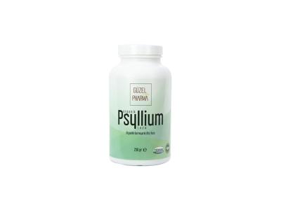 Güzel Gıda Organik Psyllium Karnıyarık Otu Tozu 250 Gr
