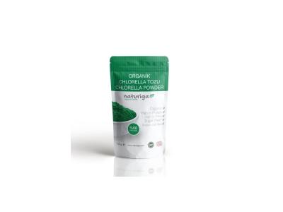 Naturiga Organik Chlorella (klorella) Tozu 100 Gr