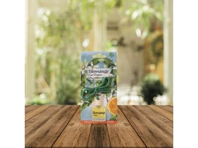 Blossange Oto Parfümü - Saf Portakal Çiçeği Özlü