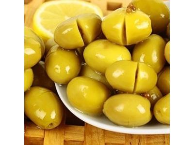 Yeşil Zeytin (kırık Çekirdekli) (1 Kg)