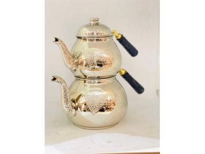 Kevok Çaydanlık Seti Osmanlı Ocaklı