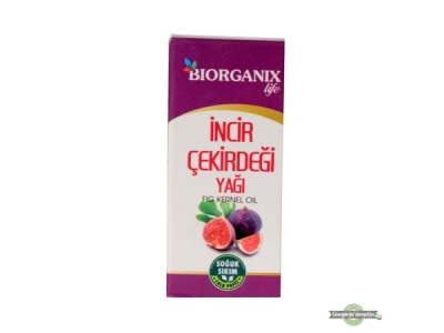 Biorganix İncir Çekirdeği Yağı 20 Ml