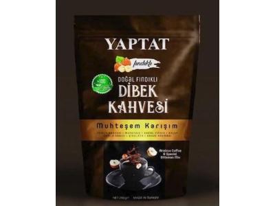 Yaptat Doğal Fındıklı Dibek Kahvesi 5x150gr