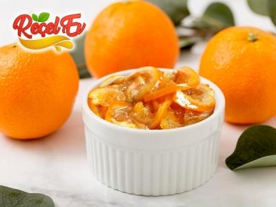 Portakal Reçeli - Ev Yapımı